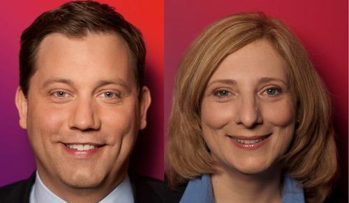 Lars Klingbeil und Dr. Daniela De Ridder