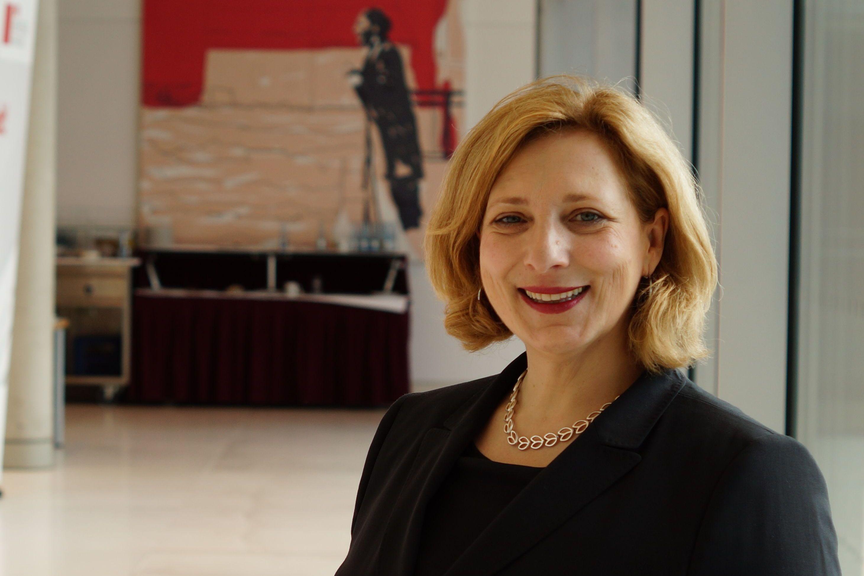 Dr.Daniela De Ridder (Foto: Max Forster)