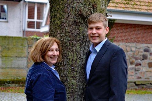 Dr. Daniela De Ridder und Derk Schoolkate