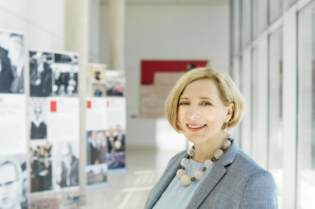 Dr. Daniela De Ridder im Deutschen Bundestag