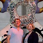 Dr. Daniela De Ridder und Holger Bösch