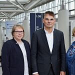 Antje Schulte-Schoh, Thorsten Brockmeyer und Dr. Daniela De Ridder