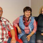Berthold Leusmann, Johanna Vos und Dr. Daniela De Ridder v.l.n.r.)
