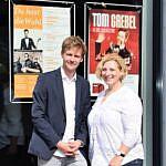 Besuch Kulturzentrum Alte Weberei-Dr. Daniela De Ridder, Frank Röpke