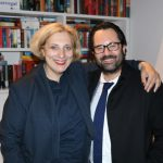 Dr. Daniela De Ridder und Caner Aver