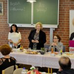 Dr. Daniela De Ridder und Michelle Müntefering Treffen Alevitischen Verein