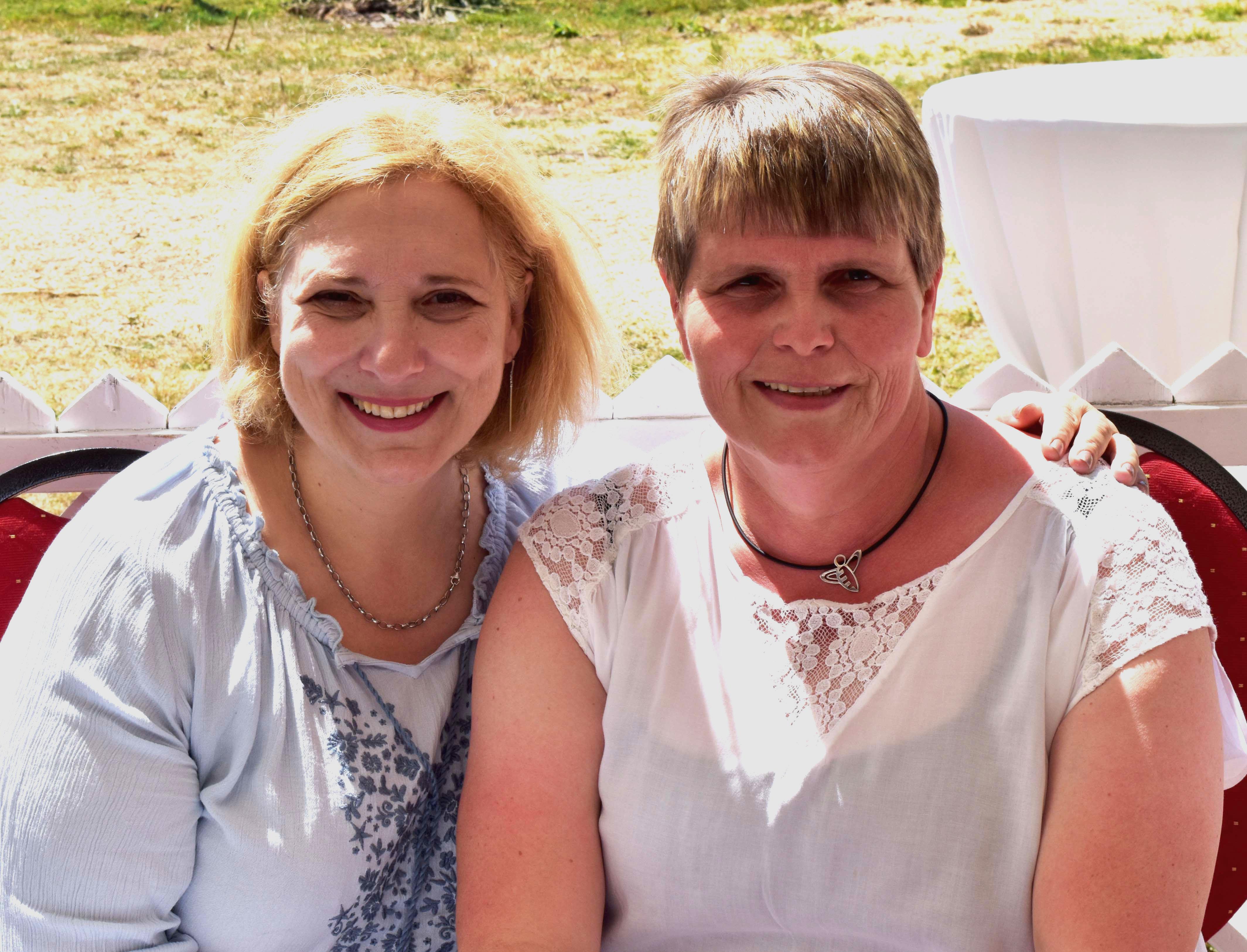 Dr. Daniela De Ridder und Johanne Kampert setzen sich für die ländliche Region ein