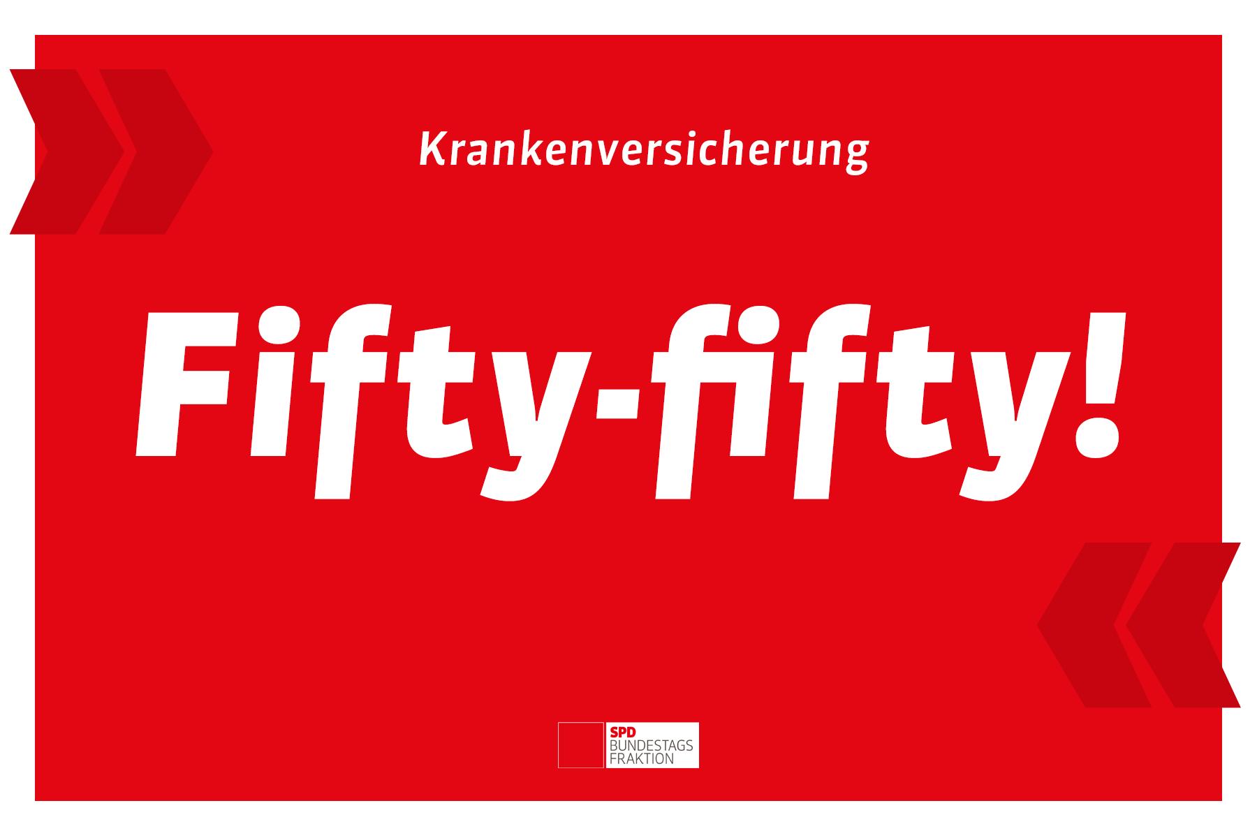 Die Entlastung der Versicherten wurde heute im Bundestag beschlossen