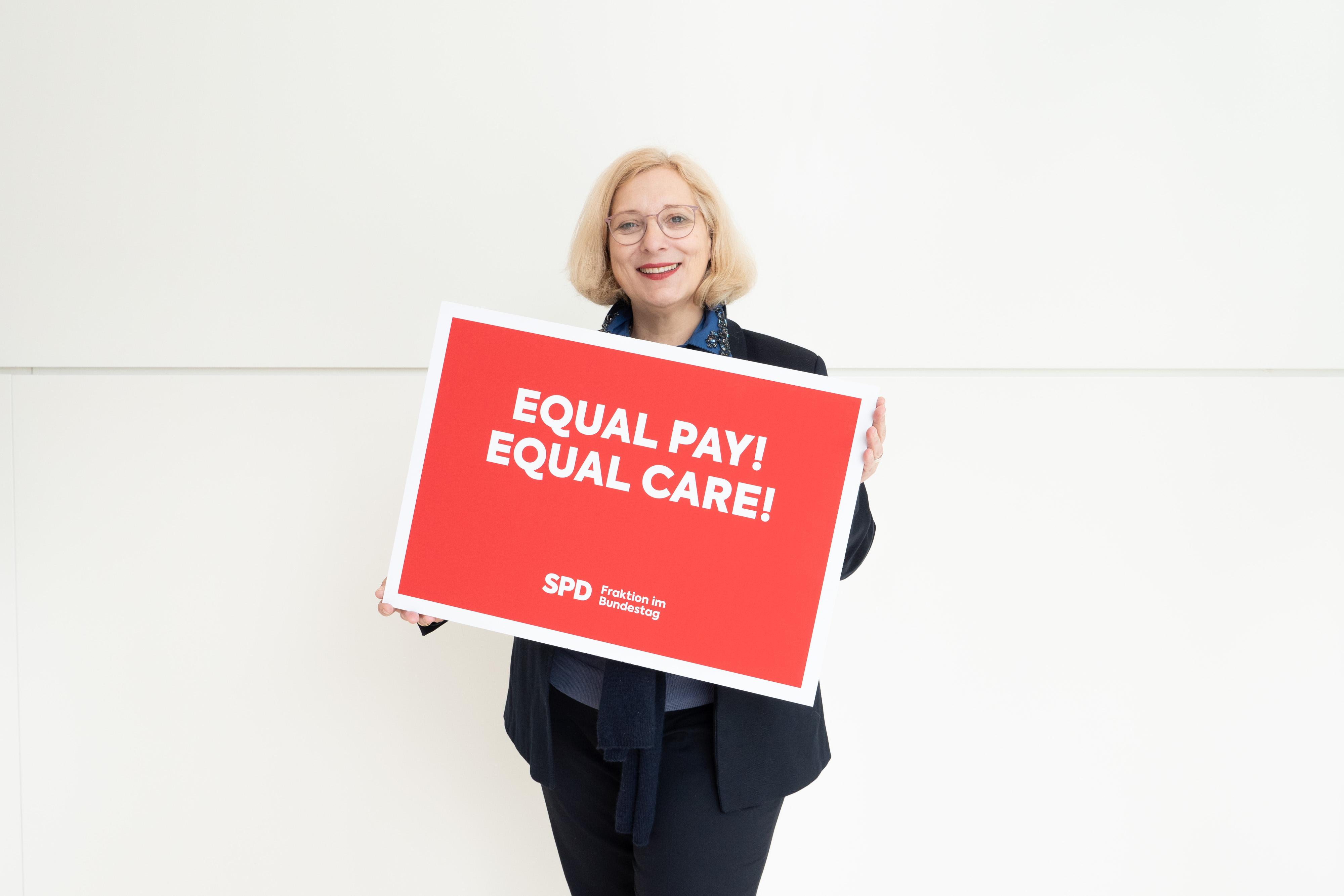 Dr. Daniela De Ridder zum Equal Pay Day 2020