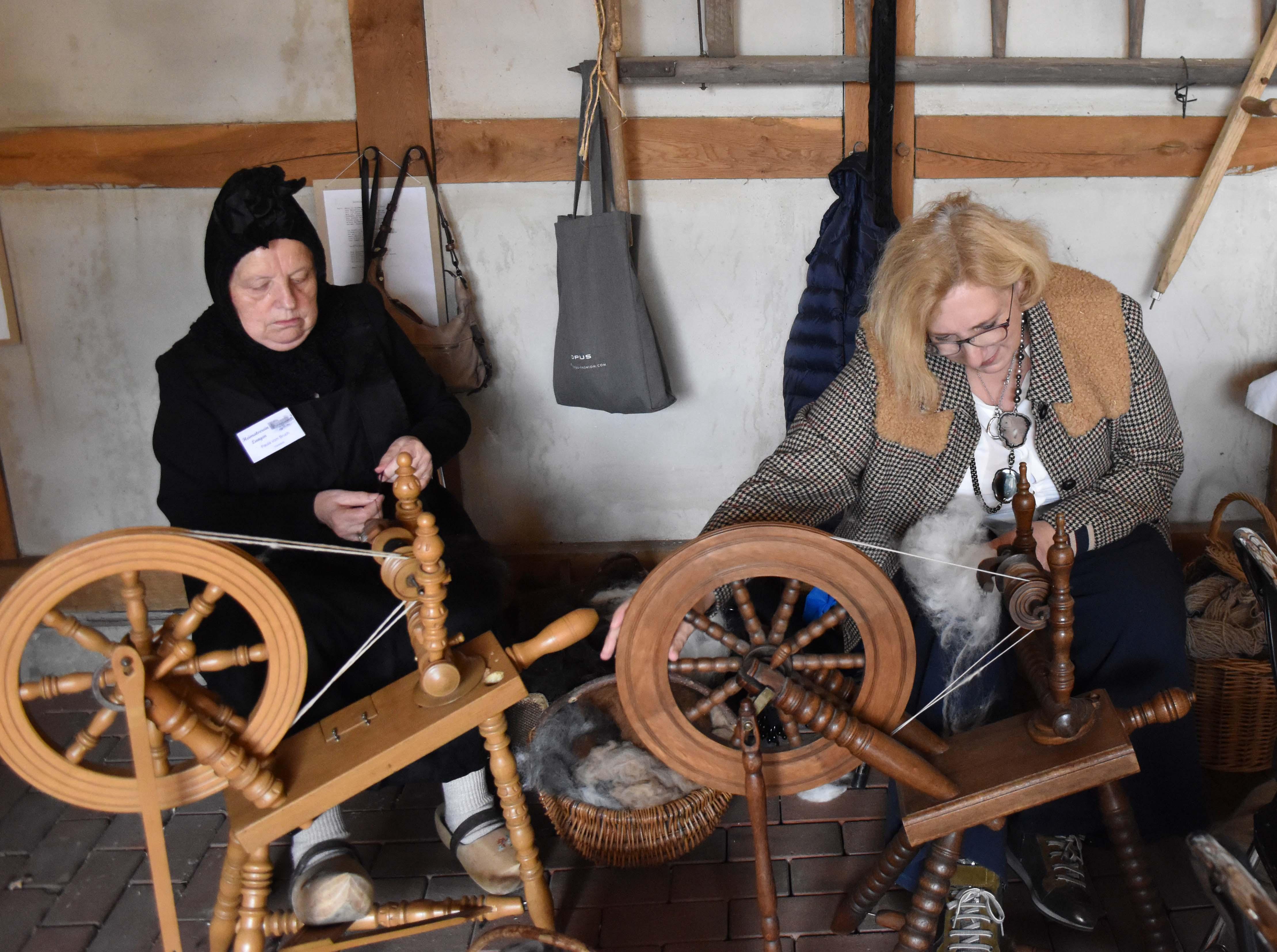Archivfoto: Dr. Daniela De Ridder beim Tag der Heimatvereine in Gersten