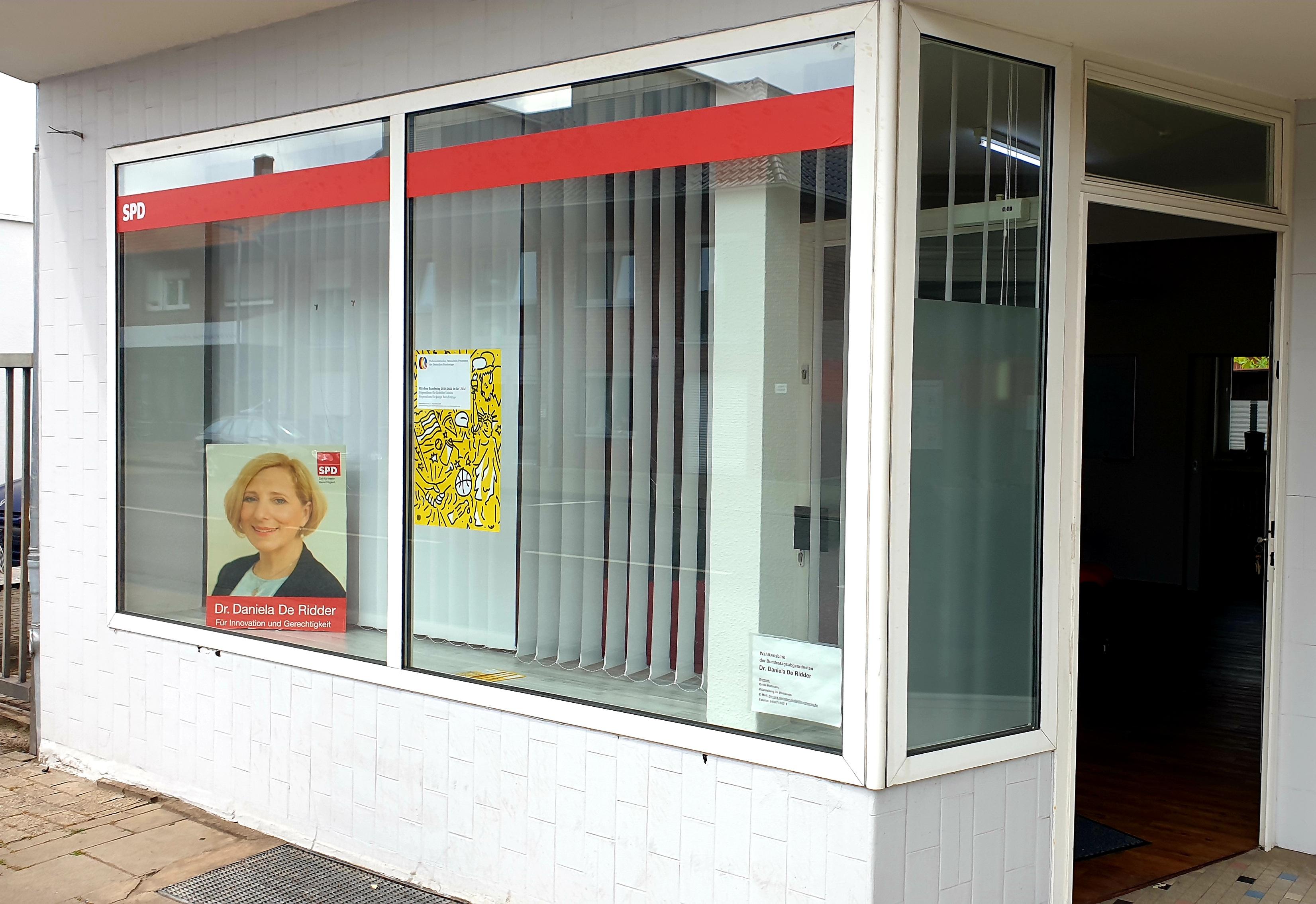 Wahlkreisbüro in Nordhorn