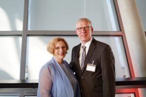 Dr. Daniela De Ridder und Stefan Reisch