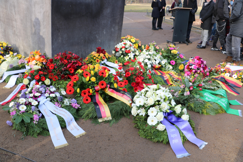 Gedenken zur Befreiung von Auschwitz