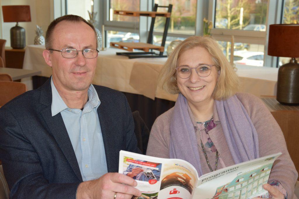 Axel Bullwinkel und Dr. Daniela De Ridder