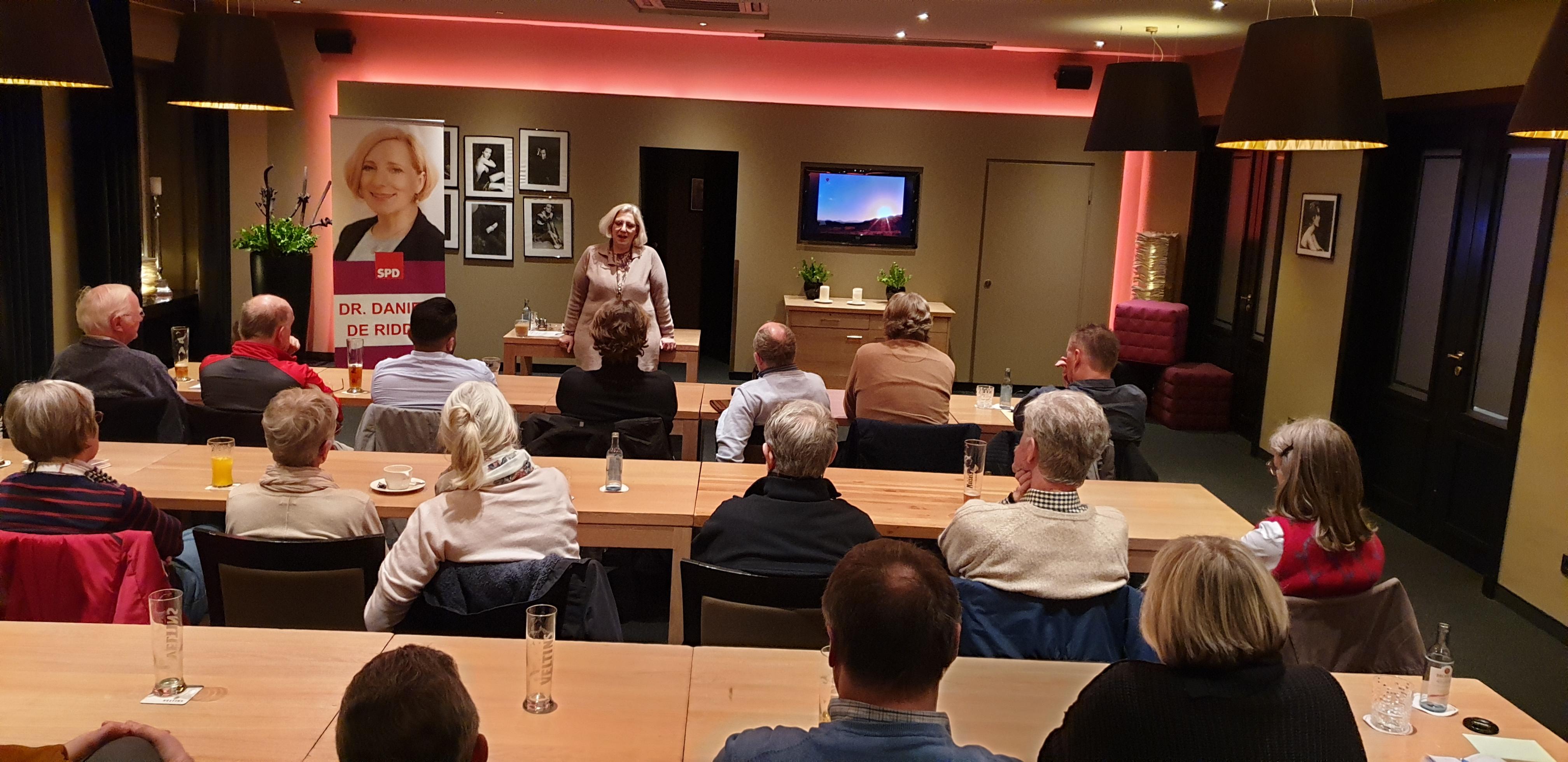 Dr. Daniela De Ridder zur Halbzeitbilanz der Regierungszusammenarbeit in Nordhorn