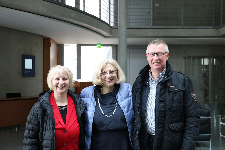 Dr. Daniela De Ridder und Tischlerei Stevens (Preis für Nachhaltigkeit)