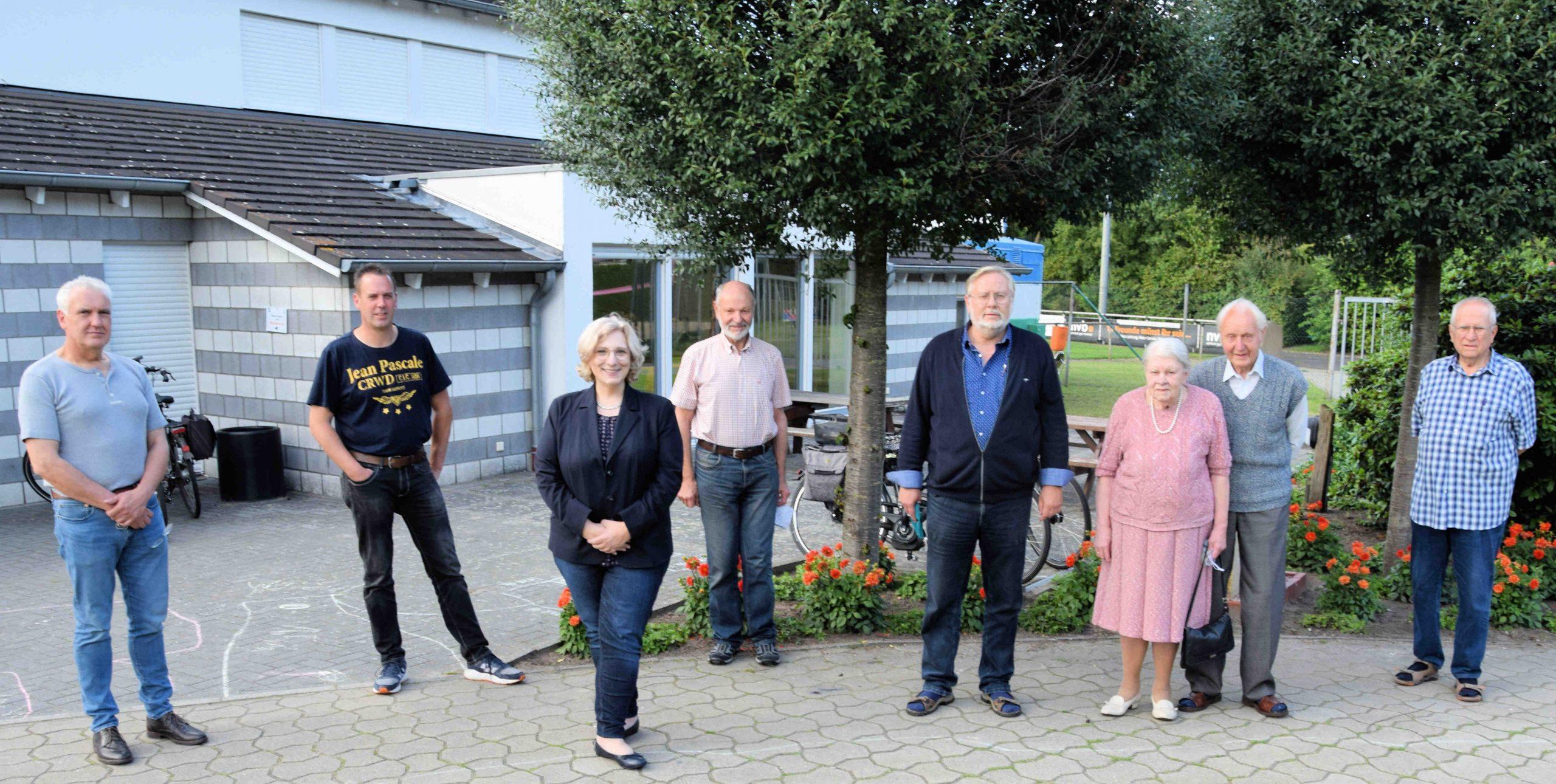 Dr. Daniela De Ridder zu Gast bei der Notgemeinschaft Nordhorn Range