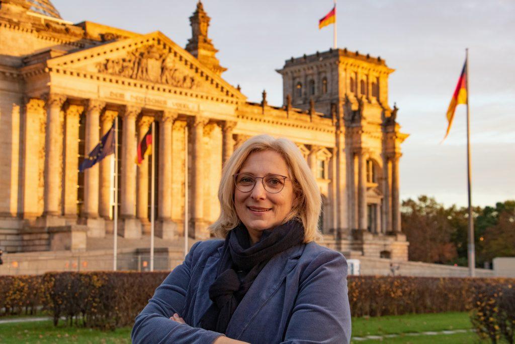 Dr. Daniela De Ridder im Bundestag für die Grafschaft Bentheim und das Emsland