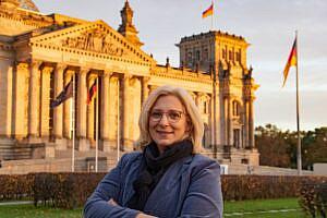 De Ridder als Vizepräsidentin der OSZE ParlamentarierInnenversammlung vorgeschlagen